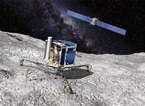 foto del modulo lunare LEM