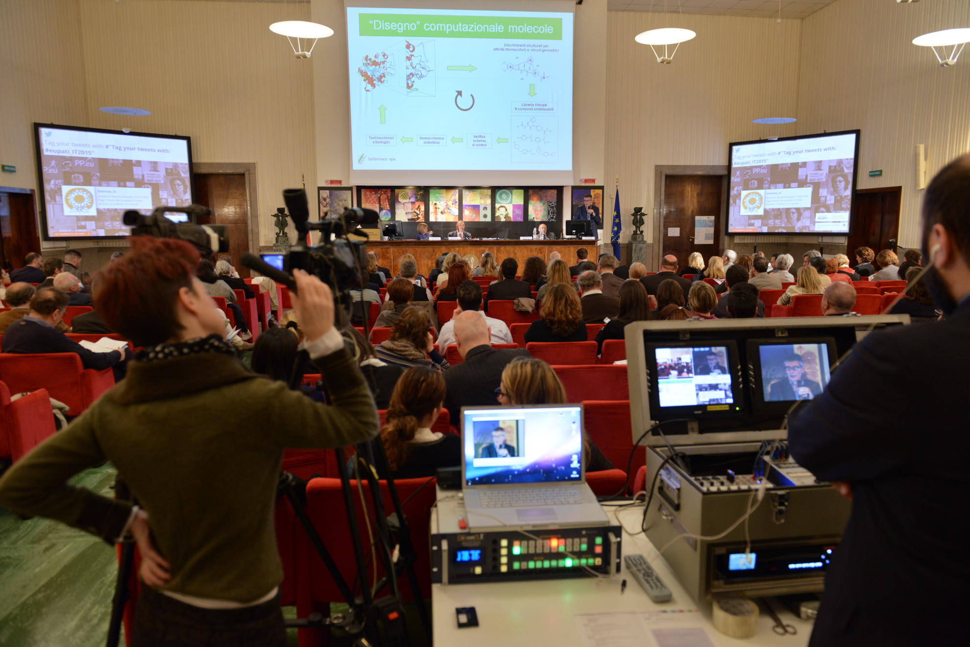 Evento Streaming Roma