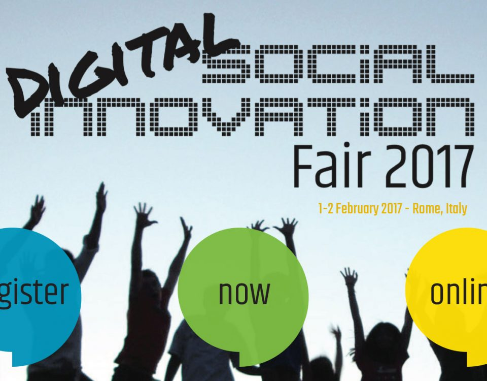 Digital social innovation 2017