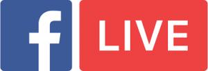 logo facebook live