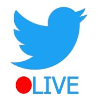 logo twitter live